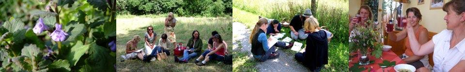 Gundermannschule das Original Tel. 02157 128520 Kräuterpädagoge - Gundermann Naturerlebnisschule